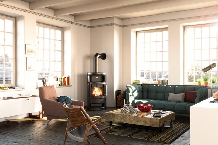 ein kaminofen hat viele vorteile m ller zi gmbh kamine aus aller welt. Black Bedroom Furniture Sets. Home Design Ideas